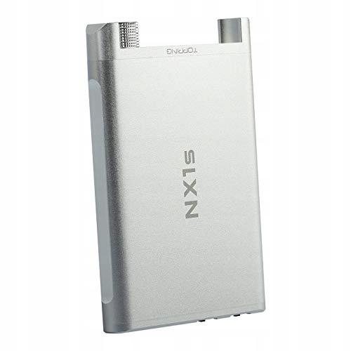 Topping Audio NX1s wzmacniacz słuchawkowy Silver