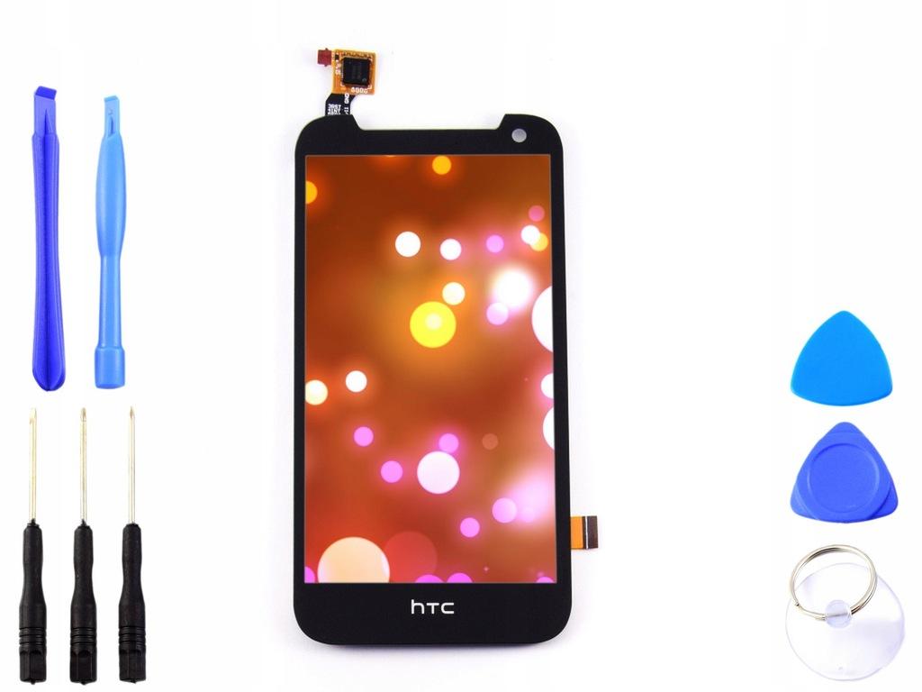 HTC DESIRE 310 LCD WYŚWIETLACZ DOTYK EKRAN fvat