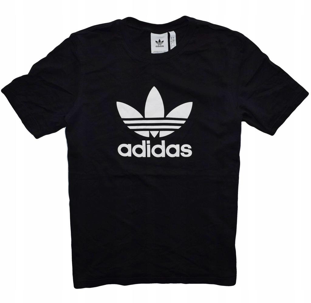 Adidas Originals L T-shirt bawełna KLASYK