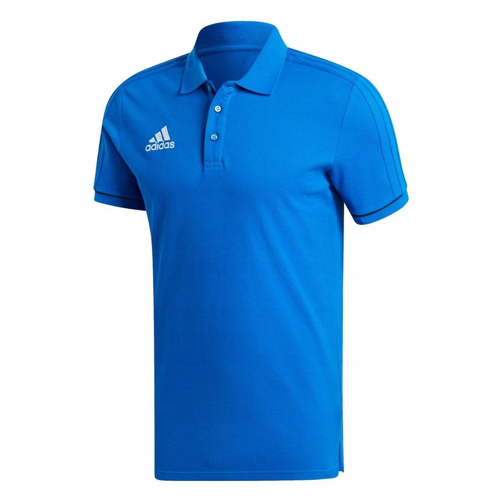 Koszulka polo adidas Tiro 17 Cotton