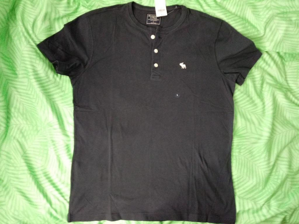 Nowa koszulka abercrombie&fitch Hollister L cz