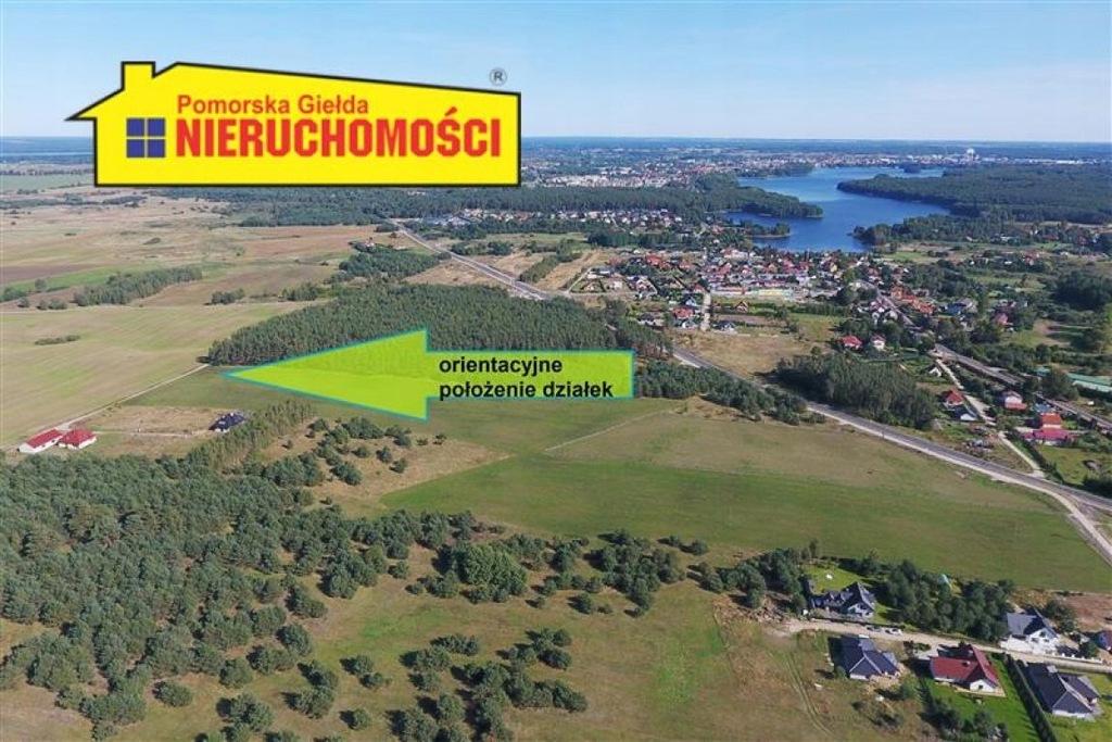 Działka, Trzesieka, Szczecinek (gm.), 1500 m²