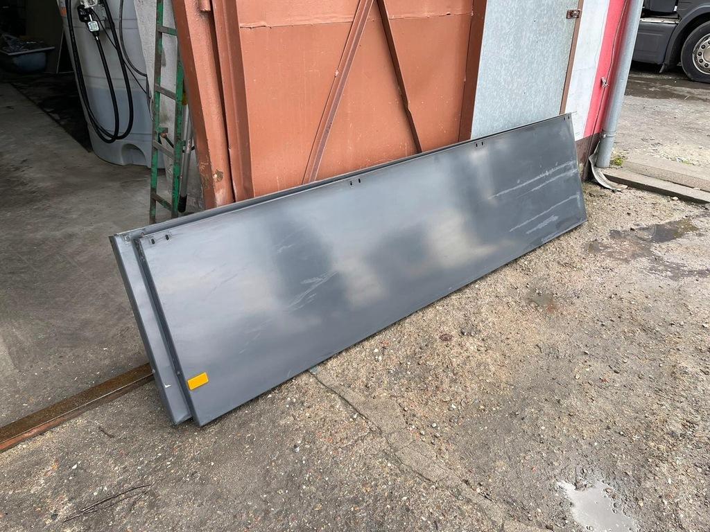 Pokrywa drzwi plaeciary paleciara chłodnia schmitz