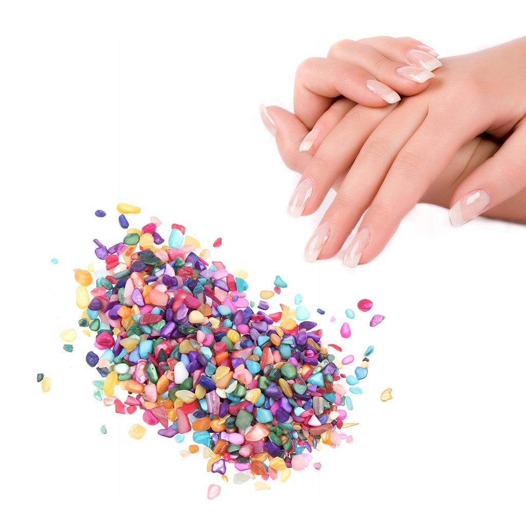 1 opakowanie Akcesoria do zdobienia paznokci Zesta
