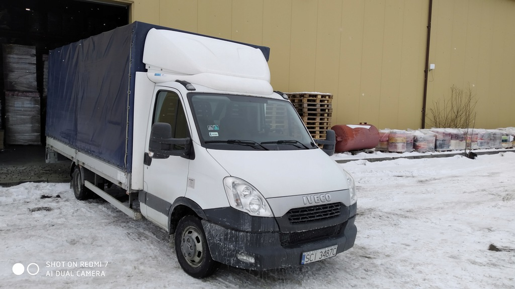 IVECO DAILY 50C15 / ZS