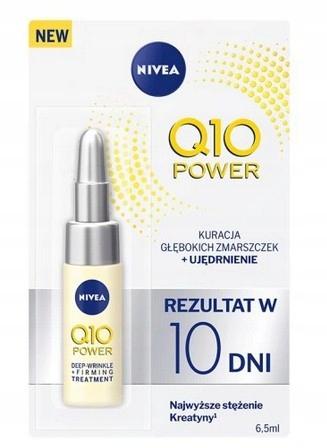 NIVEA Q10 POWER KURACJA GŁĘBOKICH ZMARSZCZEK