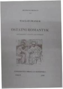 Ostatni romantyk - W.Iwaniuk