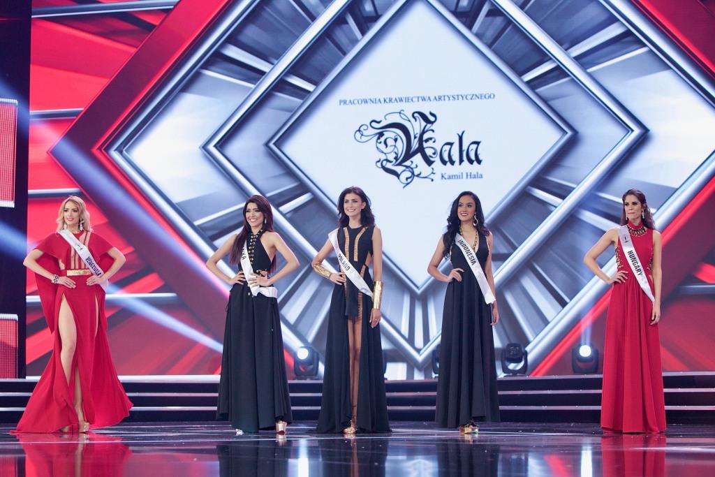 Sukienka Miss Supranational 2016