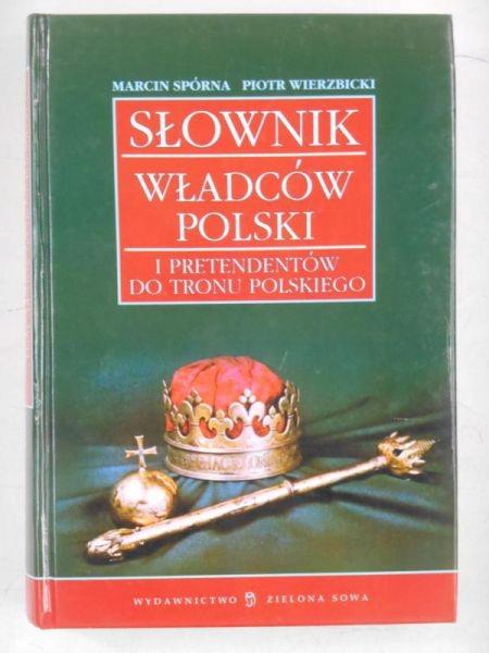 Słownik władców Polski i pretendentów do