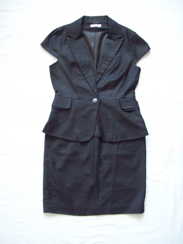 ORSAY kostium garsonka na lato ze spódniczką 36