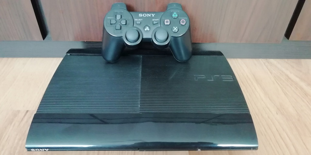!!PS3!SuperSlim!500GB! HEN4.86!FREE SHOP!PAD!!
