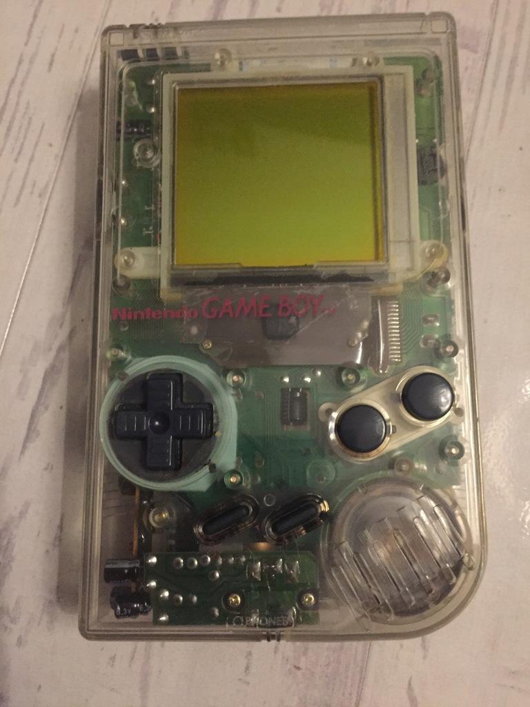 Konsola Nintendo Game Boy Classic