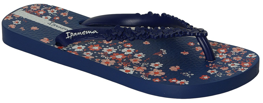 Ipanema SALE Fashion Floral Fem blue japonki 35,5