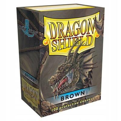 Dragon Shield - Brown 100 szt.