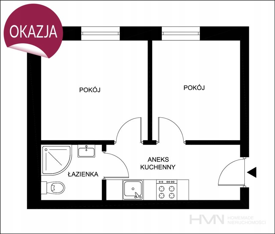 Komercyjne, Kraków, Bronowice, Bronowice, 26 m²