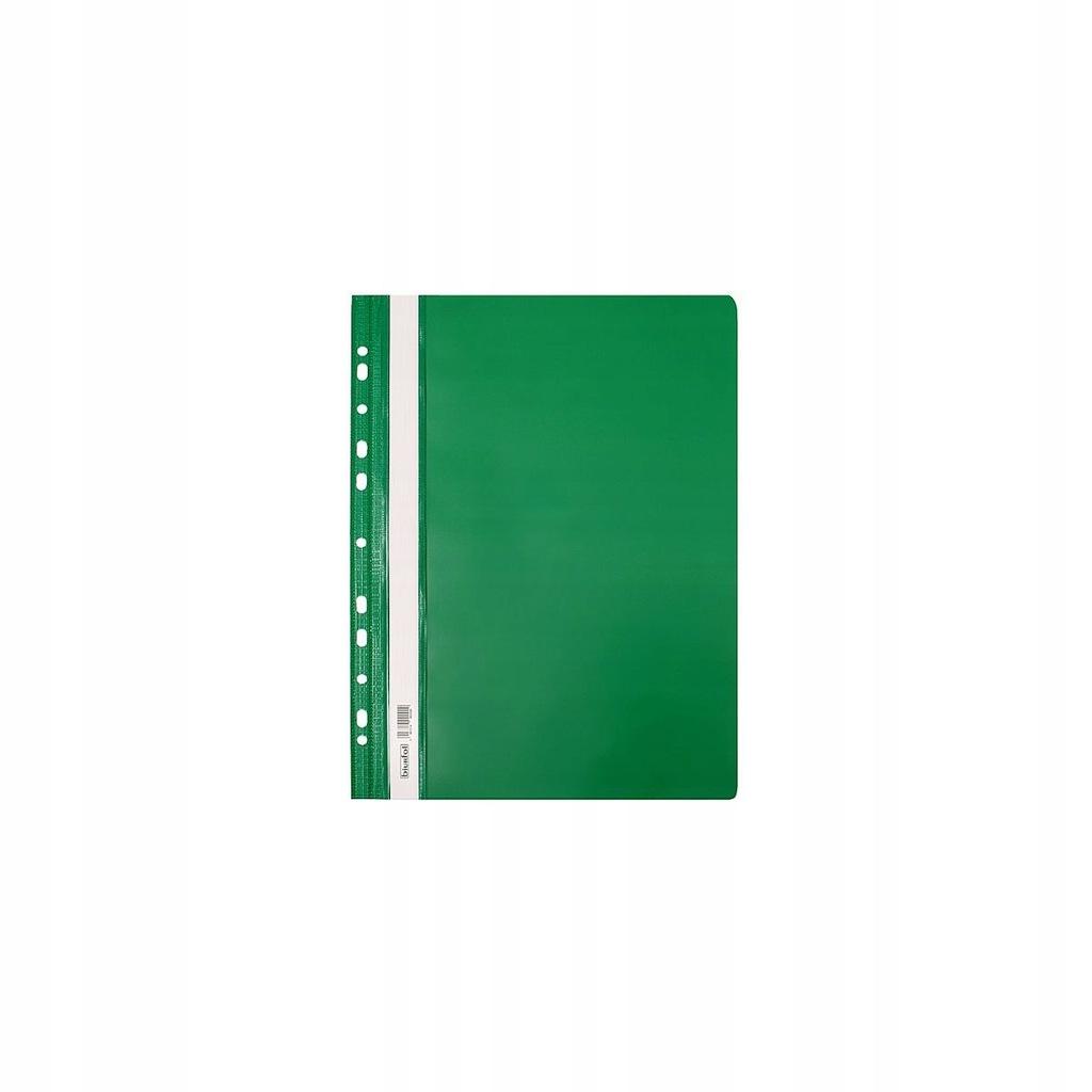 Skoroszyt Biurfol przetargowy A4 kolor: zielony
