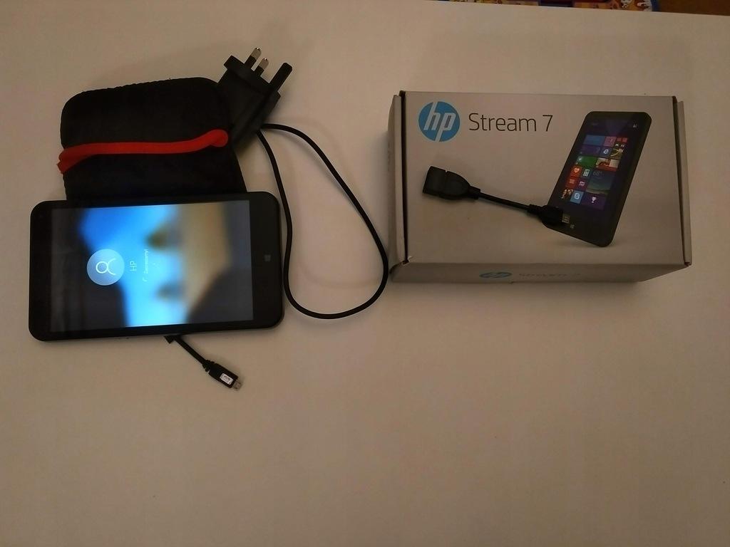 HP Stream 7 - Windows 10 1903 7 cali