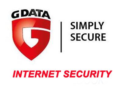GData Internet Security 2PC/3Y ESD G Data