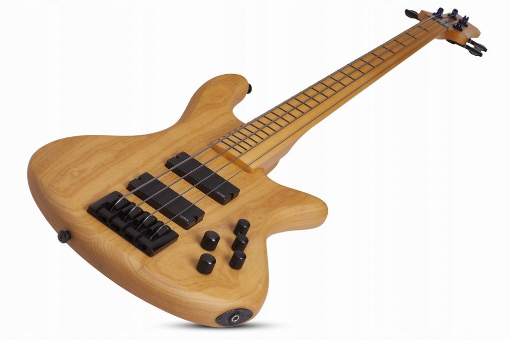 Schecter STILETTO SESSION-4 ASN Gitara basowa