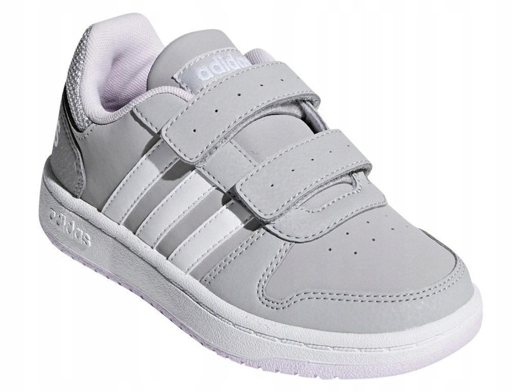 buty dziecięce adidas hoops 34 f35892