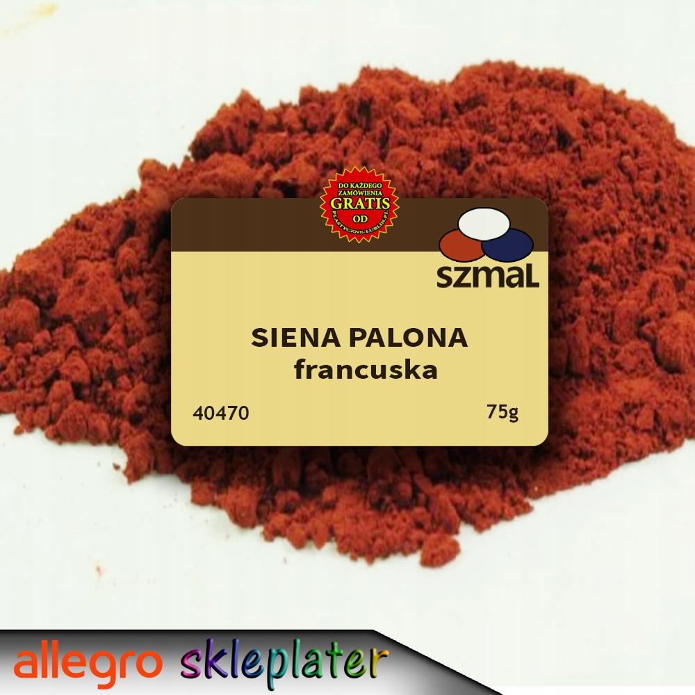 Pigment Siena Palona Francuska 75g 40470 Od Later 8981107237 Oficjalne Archiwum Allegro