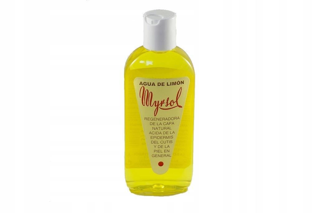 Myrsol Lemon woda po goleniu 200 ml