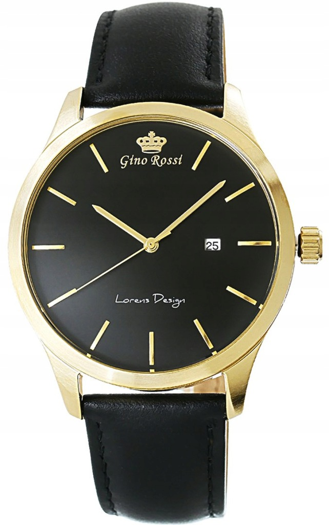 Zegarek Męski GINO ROSSI 11976A-1A2