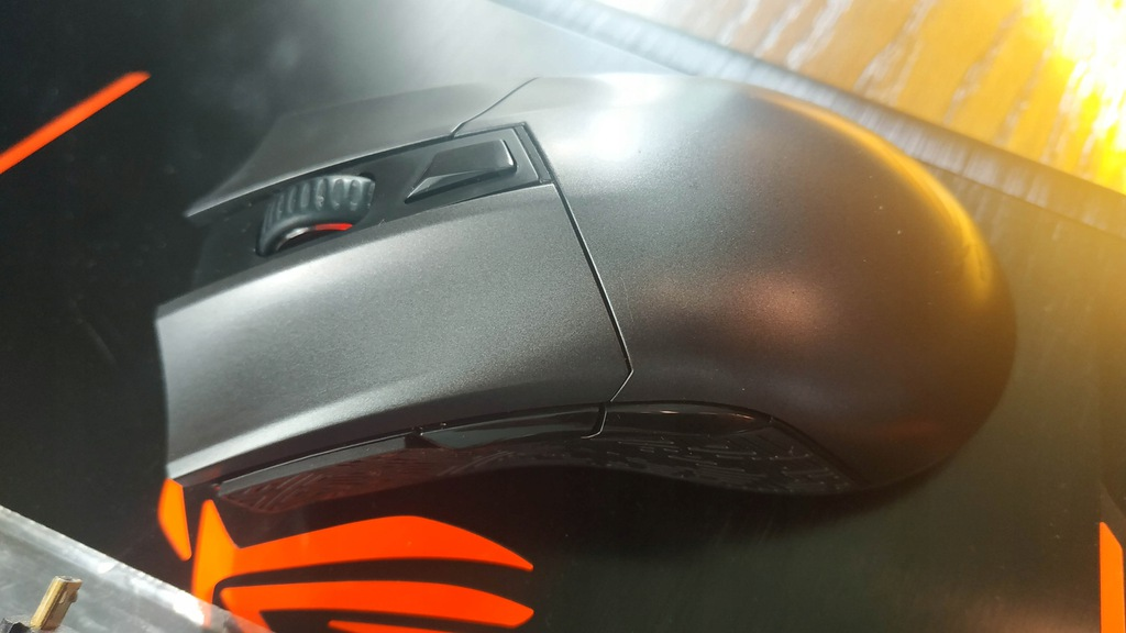 Mysz Dla Graczy ASUS ROG Gladius 6400DPI USB