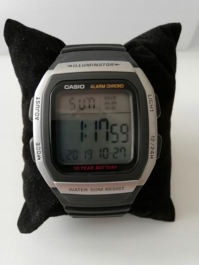 Zegarek CASIO W-96H - UŻYWANY