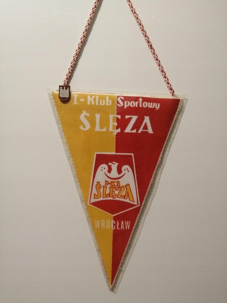 Propor.I Klub Sportowy Ślęża Wrocław+odznaka