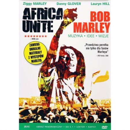 DVD - Africa Unite -D. Glover , Marley -PL-FOLIA