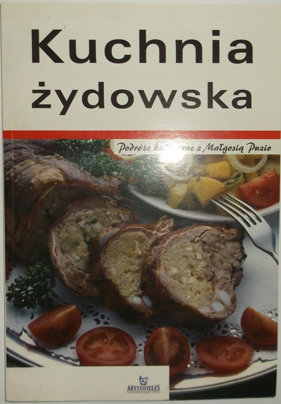 Kuchnia Zydowska Malgorzata Puzio 4493 7451438789 Oficjalne Archiwum Allegro