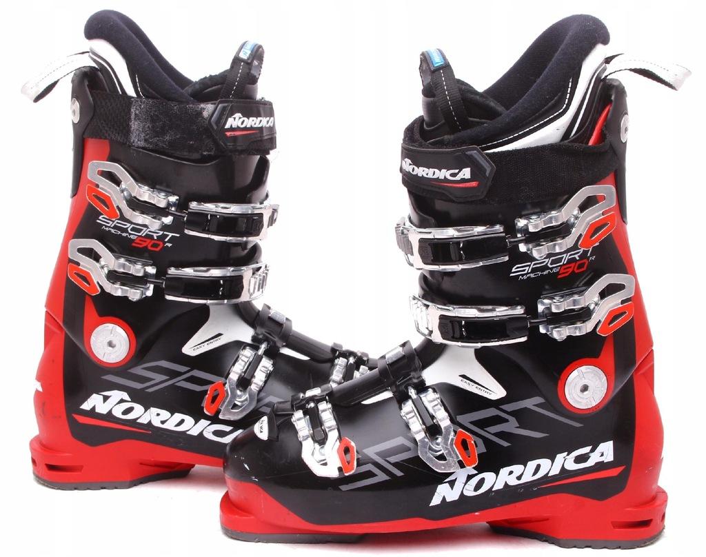 BUTY NARCIARSKIE NORDICA SportMachine 90 27 cm.