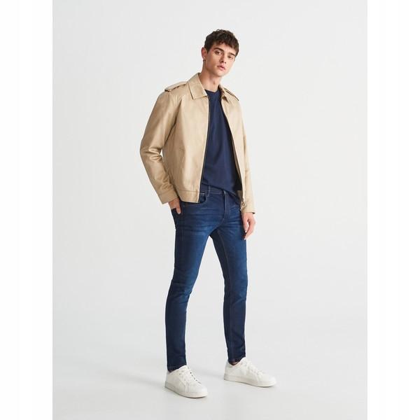 Spodnie denim skinny cruz Reserved rozmiar 28