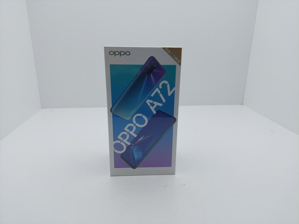 Oppo A72 CPH2067 4GB/128GB. Folia. Lombard66