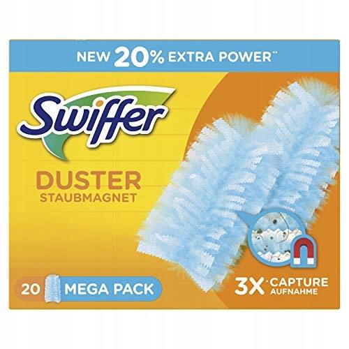 Swiffer Duster Wkłady Miotełki Kurzu 3 x 20 sztuk