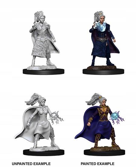 D&D Nolzur's Marv. Min. Human Female Sorcerer