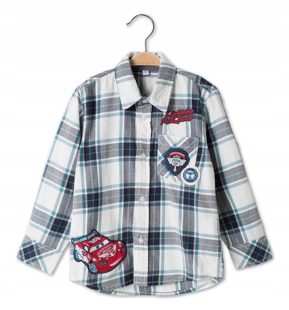 Koszula dla chłopca 122 C&A jak nowa