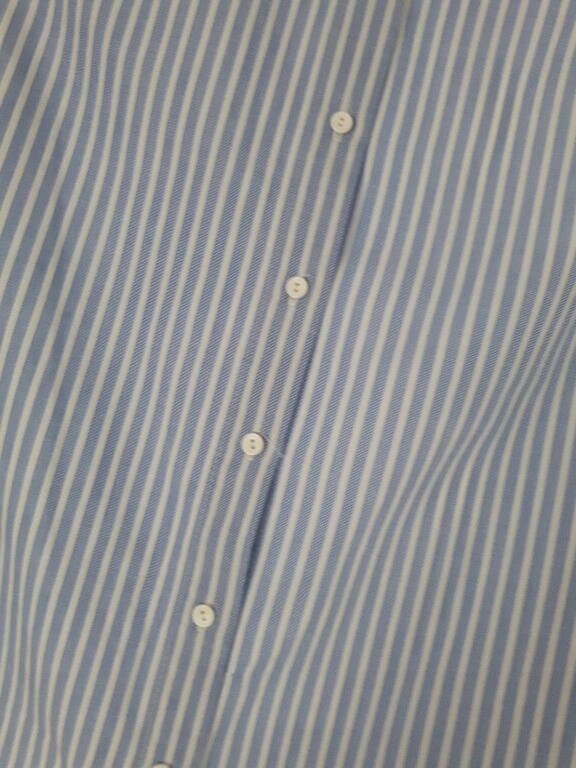 h&m koszula bez rekawow w paski 36 S prezent 8674923631  0IltM