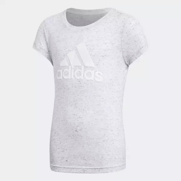 ADIDAS - klasyczny, lekki T-Shirt z logo 152