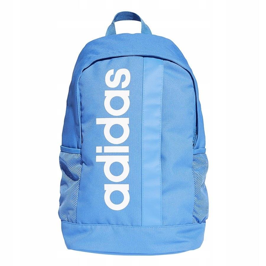 Plecak adidas Lin Core BP DT8618 niebieski
