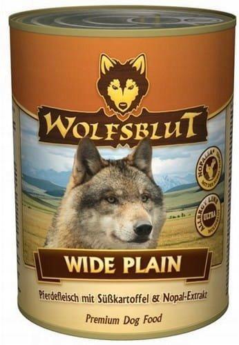 Wolfsblut Dog Wide Plain puszka 395g