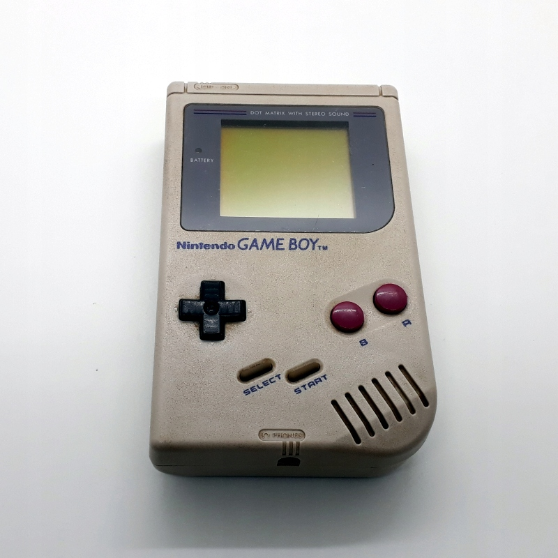 Konosla Game Boy PIXELRETROSHOP