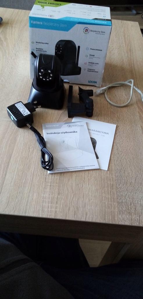 Kamera obrotowa LOCON BD.03 Bezpieczny dom