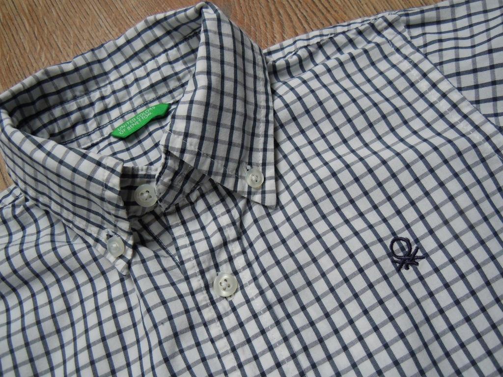 BENETTON koszula 3-4 latka BDB