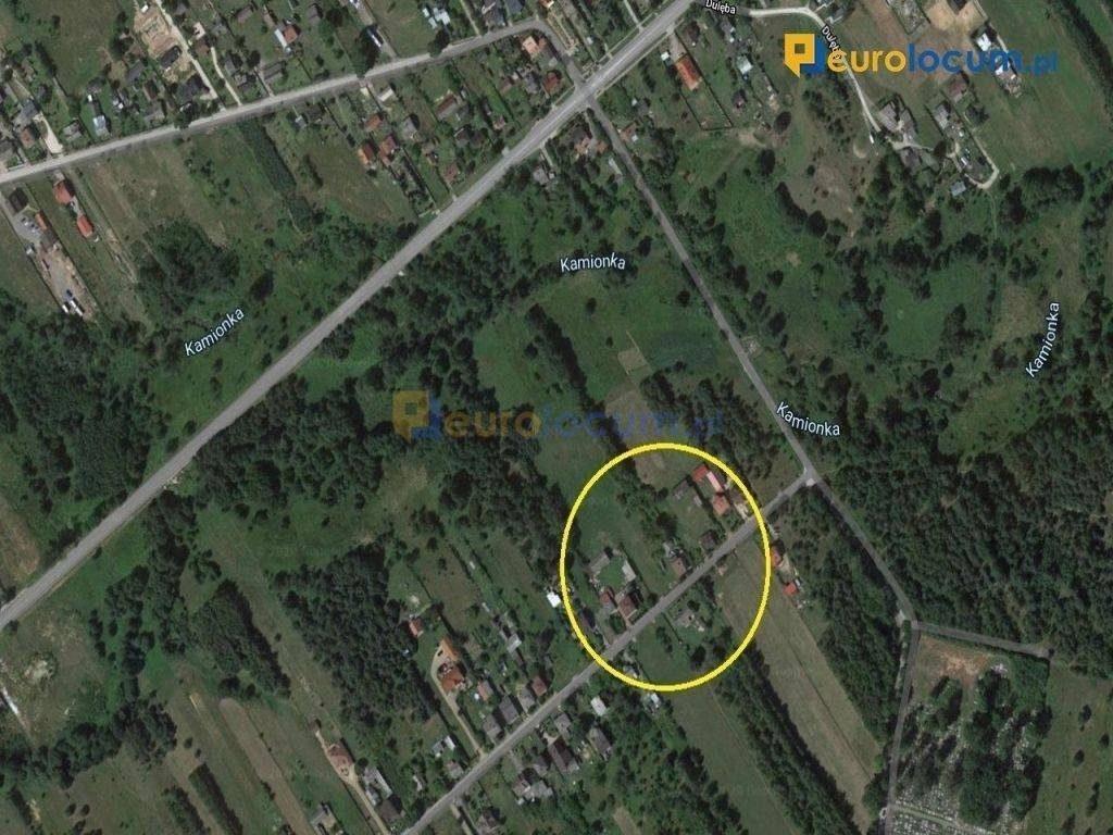 Działka, Czerwona Górka, Łączna (gm.), 4500 m²