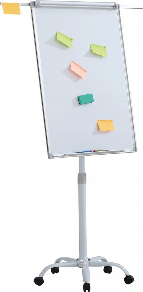 Flipchart mobilny 70x100cm suchoś -magn rama