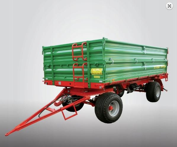 Przyczepa PRONAR Ładowność 8 ton T 672 Najtaniej