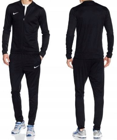 nike dres męski spodnie bluza academy 16