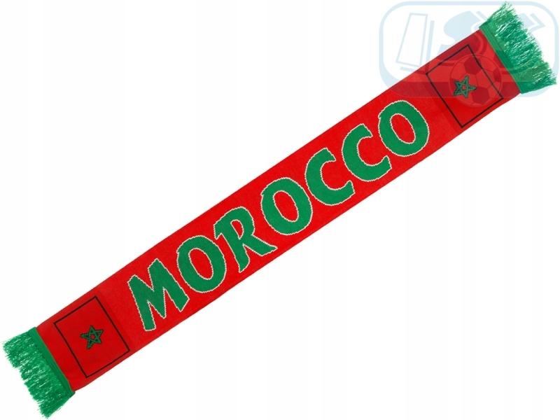 Maroko - szalik!